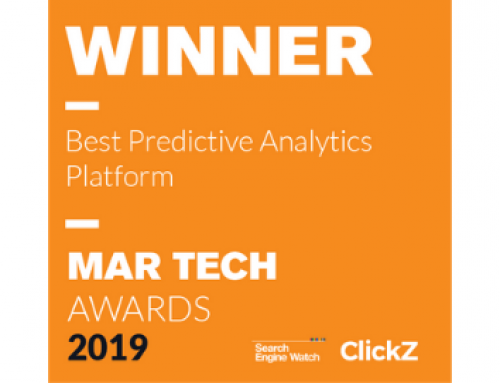 Keen Named Best Predictive Analytics Platform ClickZ 2019 Martech Awards Salute Leaders Among 500 Solutions
