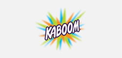 KaBOOM logo for Keen Decision Systems website