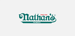 Nathan's Hotdog logo for Keen Decision Systems website
