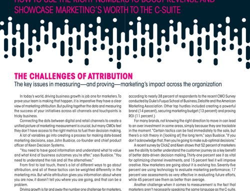 Marketing Attribution: Smarter Ways to Follow the Money