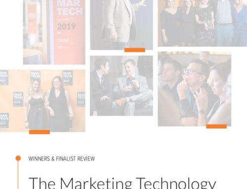 The Marketing Technology Awards 2019