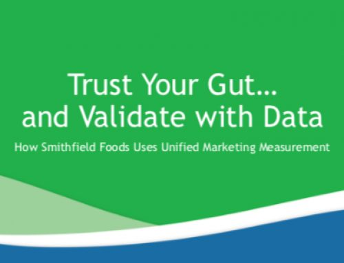 Trust Your Gut But Validate With Data: How Smithfield Foods Uses Unified Marketing Measurement
